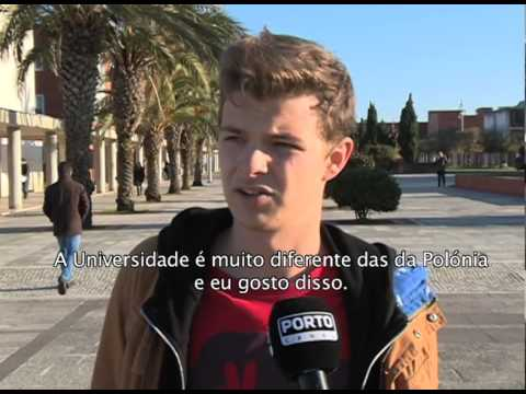 Universidade de Aveiro preferida dos estrangeiros