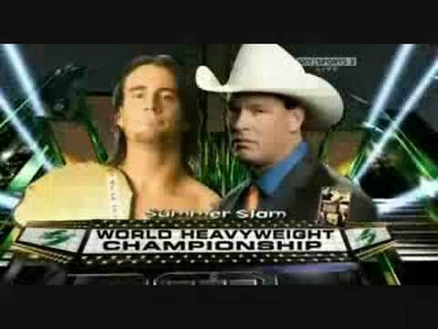 WWE Summerslam 2008 Commercial: Hard Sell