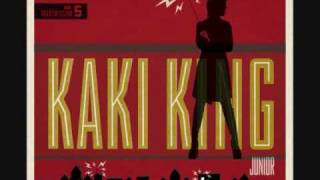 Kaki King - Everything Has An End, Even Sadness