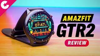 Amazfit GTR 2 Smartwatch Review - Now Even BETTER!!