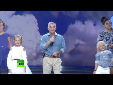 Газманов презентовал песню про Крымский мост на «Новой волне» в Сочи