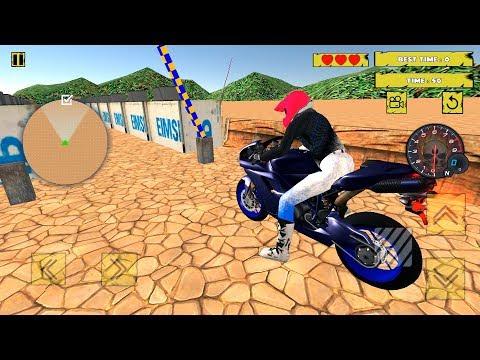 Motorbike Parking 2018 - Gameplay Android game - bike parking games