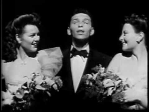 Frank Sinatra  The Music Stopped  From Higher and Higher 1943