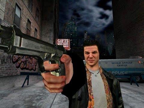 Обзор на игру Max Payne (18+)