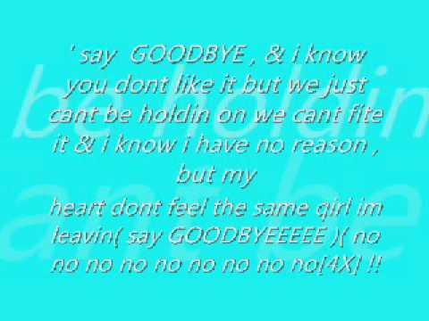 BanditGang Marco - Say Goodbye w/Lyrics - YouTube