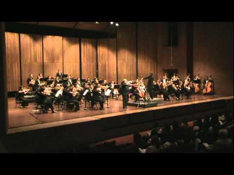"""""""Doble Concierto para Violín y Chelo"""" J. Brahms"""