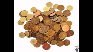 Sound effect - Moneta che cade -  Coin falling