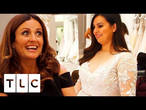 Massive Surprise From The Bride's Generous Friend! | Say Yes To The Dress