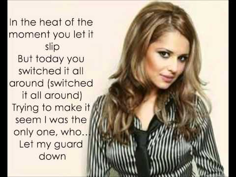 AMNESIA LYRICS-CHERYL COLE