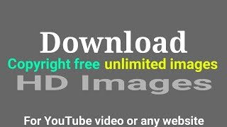 How to download and use copyright free image