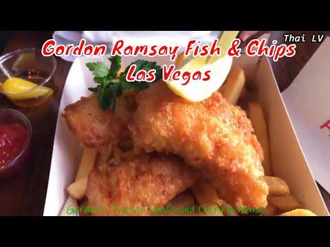 Gordon Ramsay Fish & Chips Las Vegas