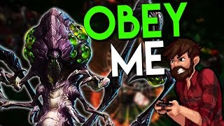 Heroes of the Storm | I AM IN CONTROL HERE | Abathur Gameplay ft. Jesse Cox and Sinvicta