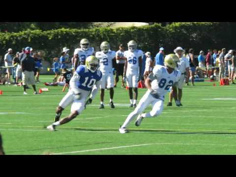 2016 UCLA Football Fall Camp 1on1 Highlights