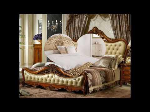 Tempat Tidur Mewah Ukiran, 082243548005