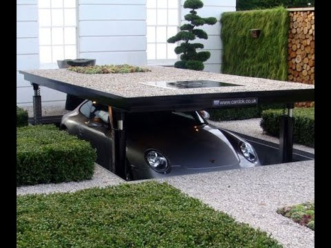 Underground Home Parking Dock ThisIsWhyImBroke Ep YouTube - Houses with underground garages