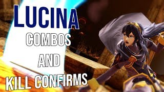 Lucina Combos and Kill Confirms - Smash Ultimate