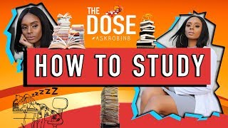 DIY STUDY HACKS! STUDY TIPS TO BE MORE PRODUCTIVE AND GET BETTER GRADES