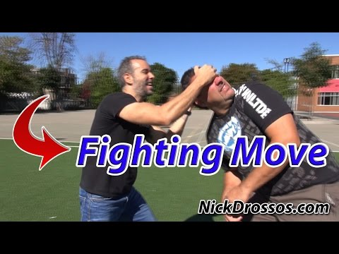 Dirty Street Fighting Move