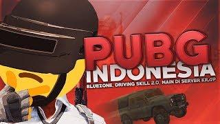 PUBG Indonesia - Blue Zone, Driving Skill 2.0, Main di Server KR/JP
