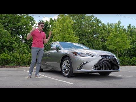Главное, не думать про Камри – Новый Lexus ES 2019. Тест-драйв и обзор
