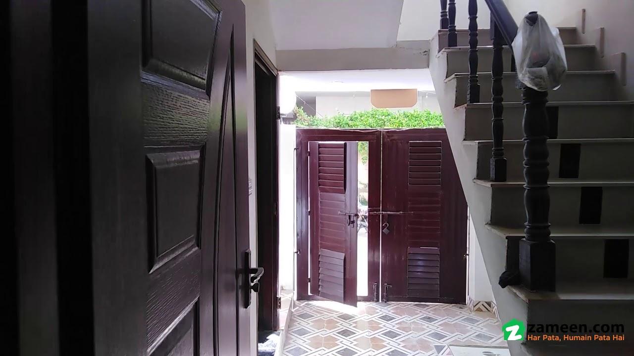 2 4 MARLA BRAND NEW HOUSE FOR SALE IN BLOCK 14 GULISTAN-E-JAUHAR KARACHI