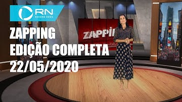 Zapping – 22/05/2020