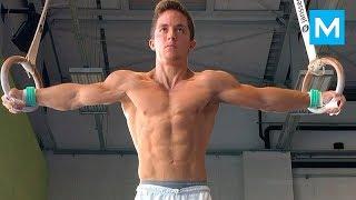 Real Strength - Gymnastics Monster - Jan Ribnikar | Muscle Madness