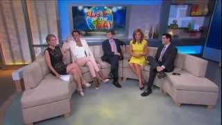Video Amy Robach - pretty & hot legs in short skirt & high heels - April 18, 2014 download MP3, 3GP, MP4, WEBM, AVI, FLV Agustus 2018