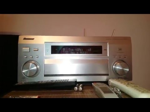 Pioneer VSX-D2011S(VSX-45TX) extremely powerful receiver