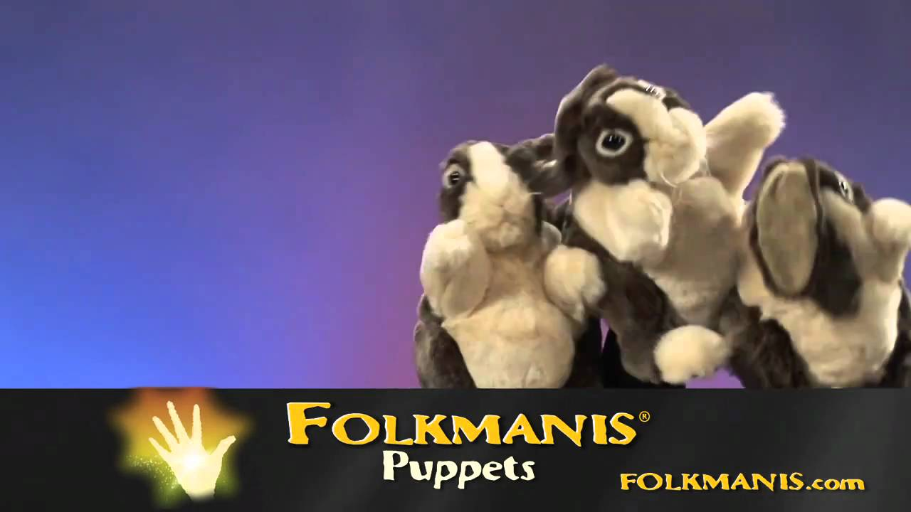 Folkmanis® Puppets Commercial 2011