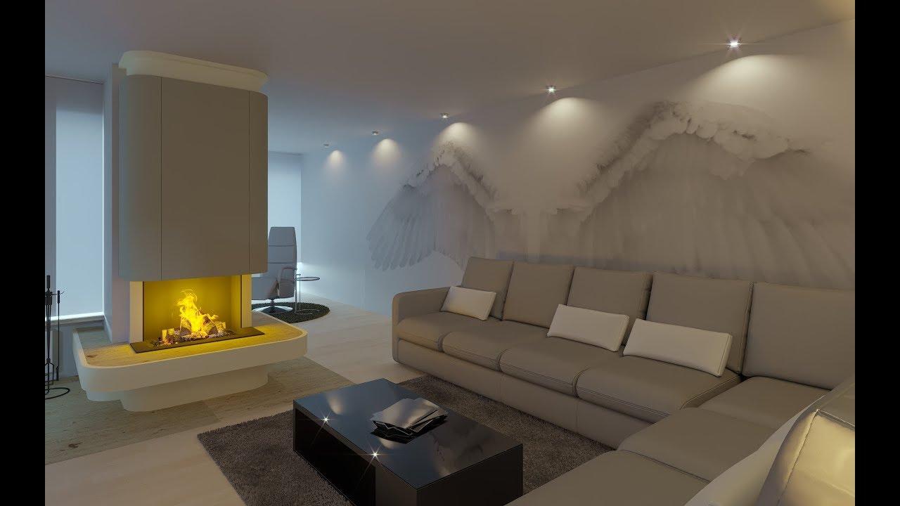 Luxus Raumdesign Innenarchitektur Lifestyle Heaven on earth