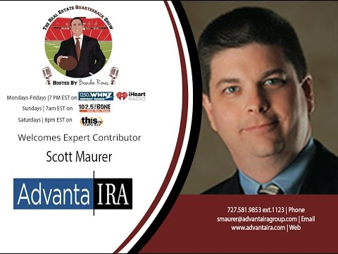 THE REAL ESTATE QUARTERBACK SHOW w/ Scott Maurer, James Lascano & Shawn Yesner Reqb Show 09.14.16