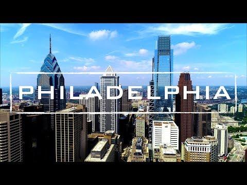 Philadelphia | 4K Drone Footage