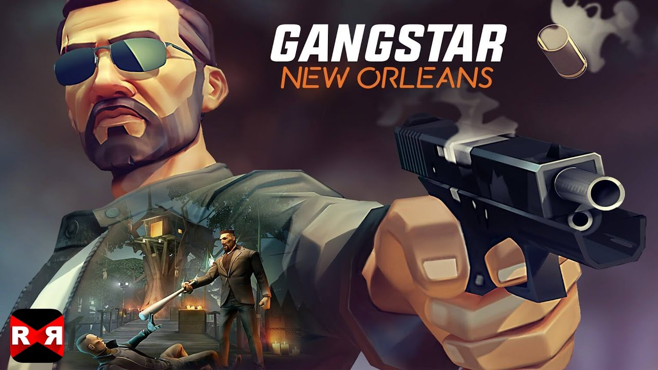 gangstar new orleans by gameloft ios android gameplay video youtube. Black Bedroom Furniture Sets. Home Design Ideas