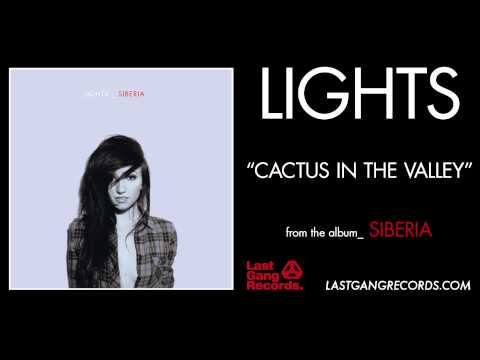 Lights - Cactus In The Valley