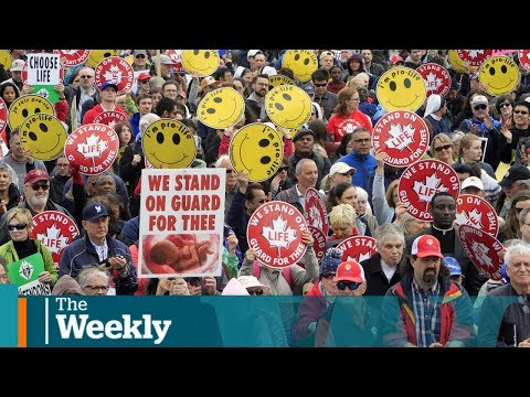 The Christian Right's influence on Canadian politics | The Weekly with Wendy Mesley