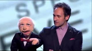 Steve Hewlett - Ventriloquist (BGT Semi Final)