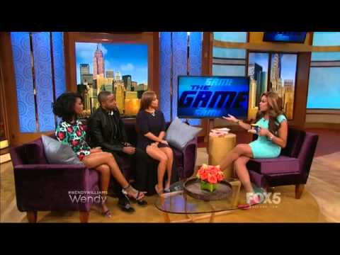 The Wendy Williams Show - Interview with Lauren London & Jay Ellis