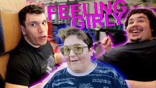 Girls Day out With Andy Milonakis and Trainwreckstv
