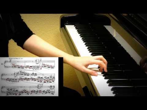 Piano masterclass - Chopin. Etude op 10 no 12 Revolutionary - Advanced piano tutorial