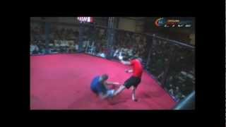 14 Second Double Knock Out At Galaxy Fight Night 4