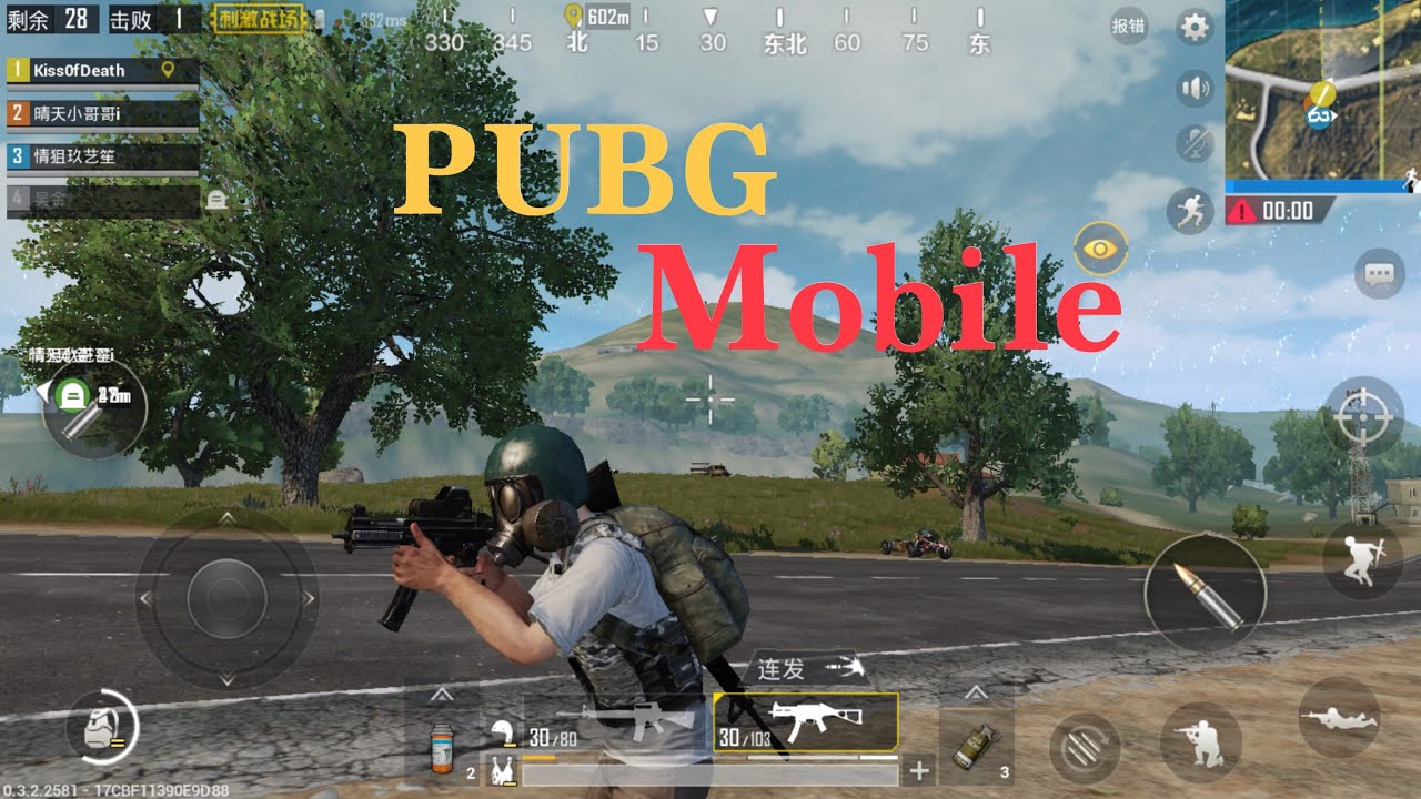 PUBG Mobile Gameplay Iphone 8 Plus Ultra Settings