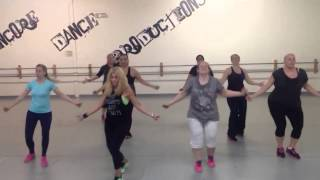 """Monster Winer"" (feat. Lil Rick) by Kerwin Du Bois Dance Fitness Choreography"