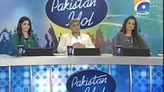 Pakistan Idol Auditions R I P Atif Aslam