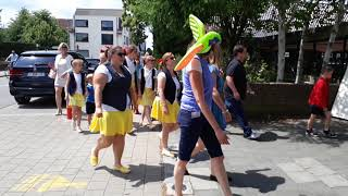 Jommekesparade Centrumschool Kuurne