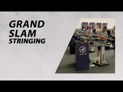 Insider Look at Babolat's 2019 French Open Stringing Centre | Tennis Express