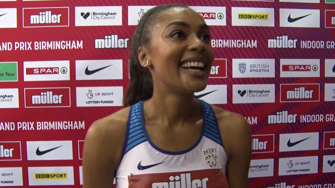 Müller Indoor Grand Prix Birmingham 2019 – British Athletics