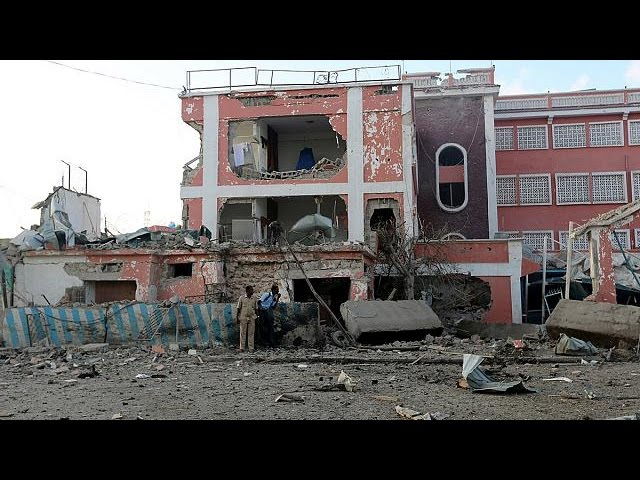Somalia: deadly attack by Al-Shabaab on Mogadishu hotel