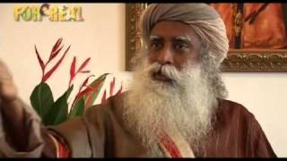 "Sadhguru on Striking a Balance between Masculine & Feminine Energies (""For Real"" the film)"