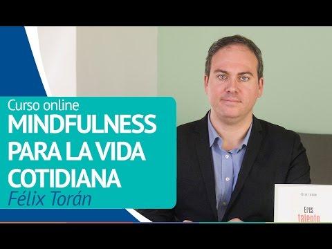 """Spot del curso """"Mindfulness para la vida cotidiana"""""""